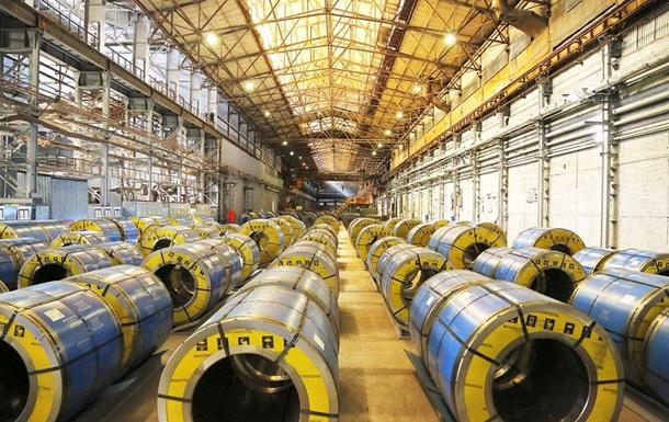 Запорожсталь: Украина может стать примитивным сырьевым экспортером