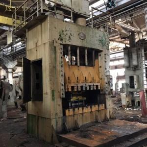 станок на металлолом