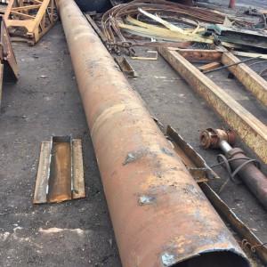 трубы на металлолом